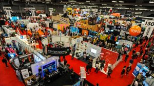 Industry Tradeshows find more customers