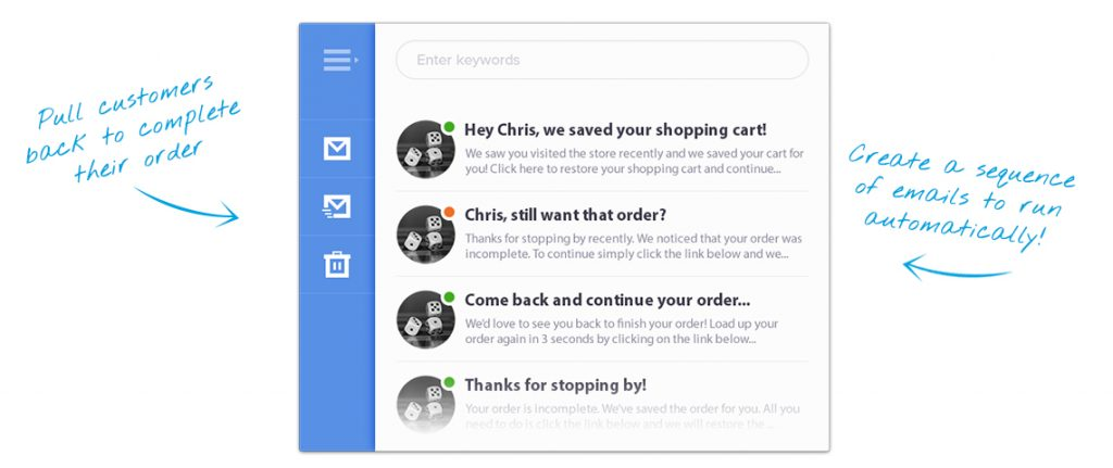 Abandoned Cart Recovery WooCommerce