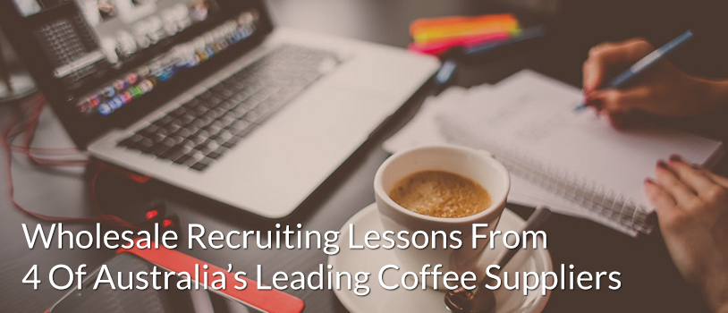 Wholesale Recruiting Page Lessons