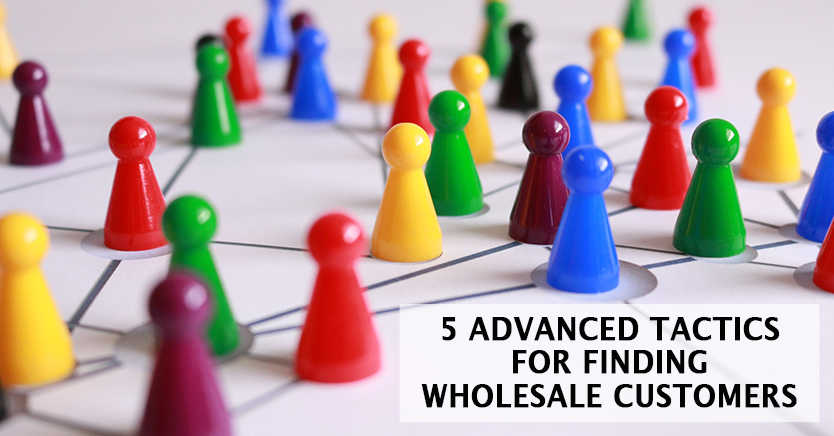 finding wholesale customers
