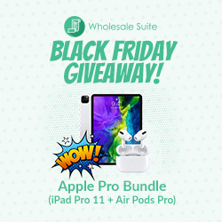 Wholesale Suite Black Friday Giveaway 2020